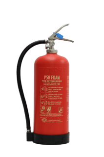 Self Service Foam Fire Extinguisher