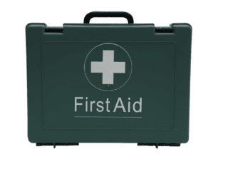 First Aid Kit (50 person) c/w carry case