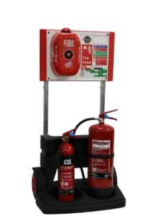 SafetyHub Mobile Fire Point model SH02