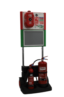 SafetyHub Mobile Fire Point model SH03