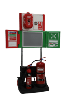 SafetyHub Mobile Fire Point model SH04