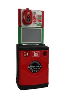 SafetyHub Mobile Fire Point model SHR01