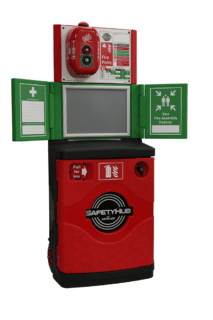 SafetyHub Mobile Fire Point model SHR04