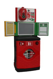 SafetyHub Mobile Fire Point model SHR05